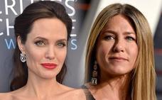 Angelina Jolie o Jennifer Aniston, ya sabemos quién besa mejor