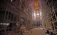 Fomento deja fuera del 1,5% Cultural la iglesia del Seminario Mayor de Comillas