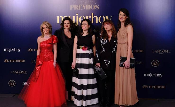 IX edición de los Premios Mujerhoy