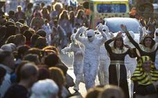 1.300 personas de una veintena de comparsas protagonizarán el Carnaval de Santander