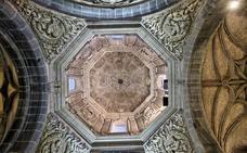 Un hallazgo documental desvela los secretos de la Capilla del Lignum Crucis
