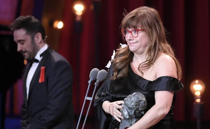 Los premiados en la 32 edición de los premios Goya, en imágenes