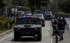 Una grabación revela que el expolicía venezolano Óscar Pérez negoció su rendición