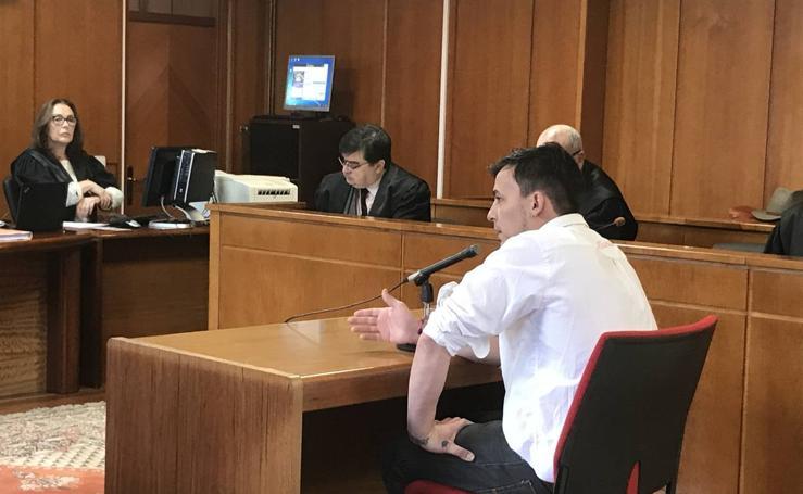 Inicio del juicio por la muerte de un tendero chino en Torrelavega