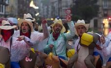 ¡que llega el carnaval!