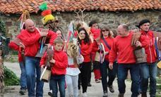 Piasca celebrará mañana la fiesta del Carnaval