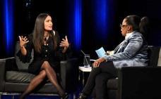 Salma Hayek: «Weinstein me amenazó con partirme las piernas»
