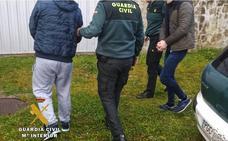 Detenidos dos hombres moldavos por robos en empresas y viviendas de Cantabria