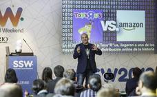 Sigue en directo todas las ponencias desde el Santander Social Weekend