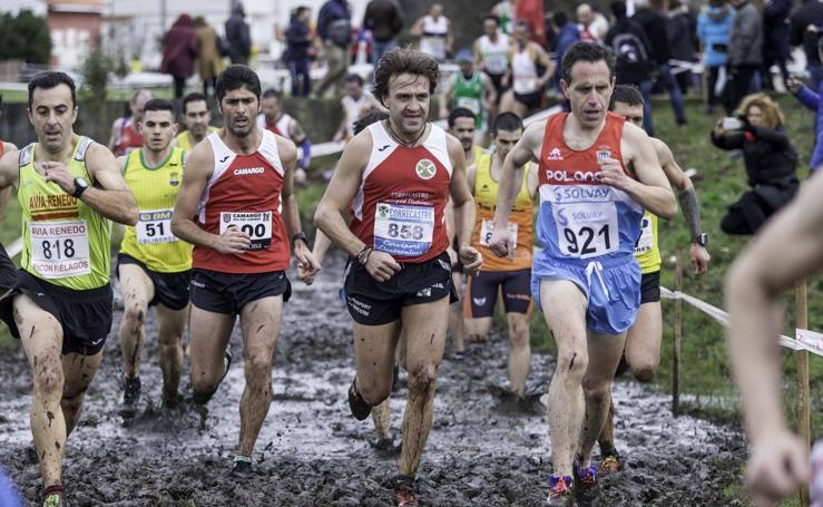 Álvarez y Del Río reinan sobre el barro de Colindres
