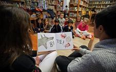 La biblioteca cuenta cuentos en inglés