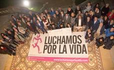Los Corrales quiere hacer el mayor lazo humano contra el cáncer y entrar en el libro Guinness de los récords