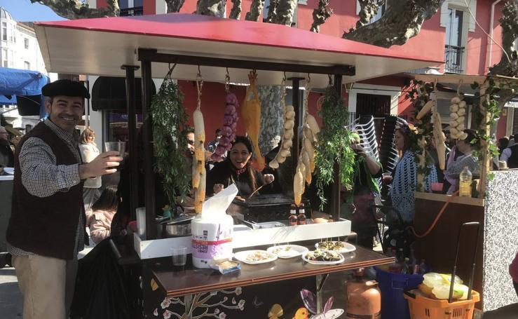 Día del Trasmerano en Santoña para poner punto y final a los Carnavales