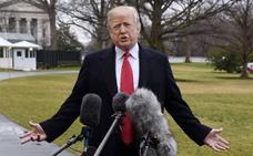Trump compara a los inmigrantes con serpientes traicioneras