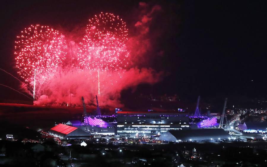 Clausura de Pyeongchang 2018