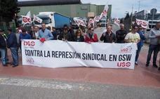 GSW recurre la sentencia que declaró nulo el despido de un sindicalista de USO