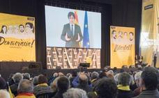 Puigdemont acepta presidir el Consejo de la República desde Bruselas