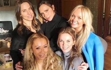 Las Spice Girls actuarán en la boda del príncipe Harry y Meghan Markle