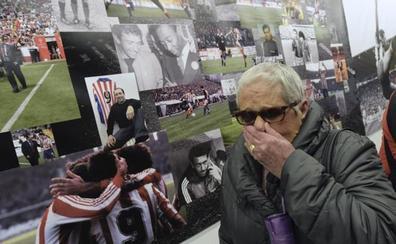 El Racing guardará un minuto de silencio en memoria de Quini y de Guillermo Cortés
