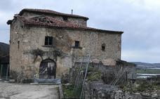 Limpias ordena al dueño de la casa-torre de Palacio que ejecute obras de mejora