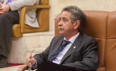 Revilla tacha de «disparate» cuestionar el Concierto Económico vasco pese a sus críticas en el pasado