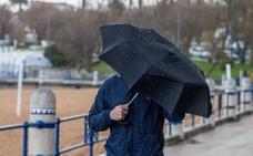 La borrasca 'Félix' pone a Cantabria en alerta naranja por viento
