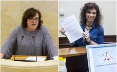 Verónica Ordóñez y Rosana Alonso presentan sus candidaturas a la Secretaría General de Podemos