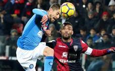 El brasileño Joao Pedro da positivo por dopaje en dos ocasiones con el Cagliari