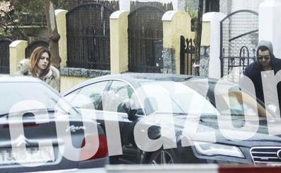 Blanca Suárez se consuela con Mario Casas