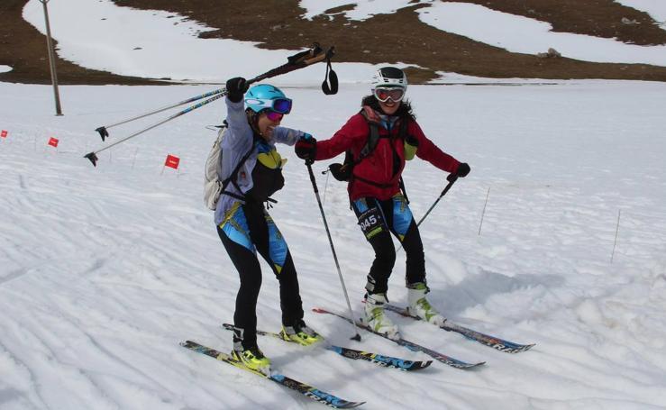 Las imágenes de la Copa Regil de esquí