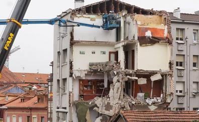 El expediente del Ayuntamiento culpa al «exceso de obra» en el pub Master del derrumbe en la calle del Sol