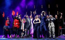 'El autor' y 'No sé decir adiós' triunfan en los premios Unión de Actores