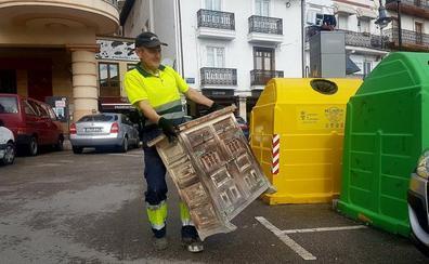 San Vicente dedica el 10% de su presupuesto a gestionar los residuos