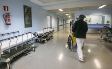 Primera toma de contacto de la consejera de Sanidad y directivos de Ferrovial-SIEC