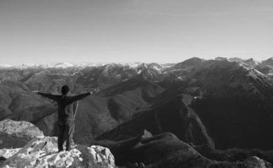 '100 días de soledad' aislado en una cabaña de la salvaje Asturias