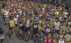 Laredo se rinde a 2.000 'runners' en busca de su récord