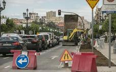 Cinco empresas optan a asfaltar unos 40 viales de la ciudad por casi 2,5 millones