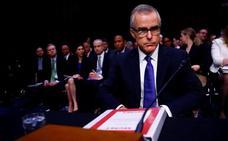 Despiden al subdirector del FBI a 26 horas de su retiro