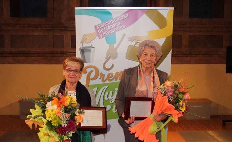 Liébana y Peñarrubia ya tienen a sus Mujeres del Año