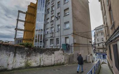 Viejas obras pudieron contribuir al desplome parcial de la calle del Sol