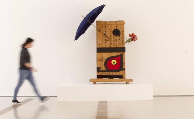 El Centro Botín reúne casi un centenar de esculturas de Miró en una muestra «irrepetible»