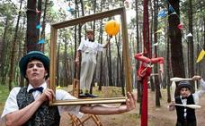 Torrelavega, punto de encuentro para las escuelas de circo