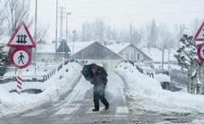 Cantabria despide el tercer invierno más lluvioso desde 1981 y el frío no se irá hasta Semana Santa