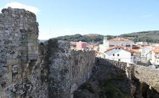 Castro recuperará su muralla medieval