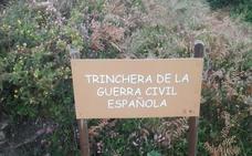 Valle de Villaverde prepara sus senderos para la próxima Semana Santa