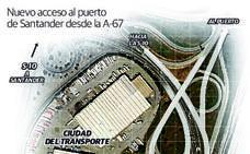 Dragados, Ascán y Geocisa construirán el nuevo ramal de acceso al Puerto