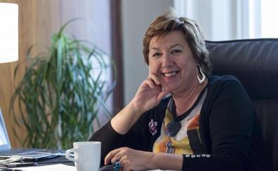 La senadora Barreiro deja el grupo popular «para no perjudicar al partido»