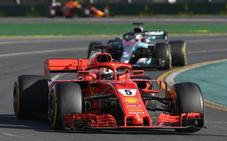 Vettel, el que ríe el último