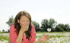 Esta primavera puede ser «más dura» de lo habitual para los alérgicos en Cantabria