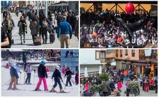 La ocupación en Semana Santa se queda en el 80% por el «brutal impacto» de la previsión del tiempo